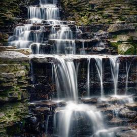 Scott Norris - Lake Park Waterfall