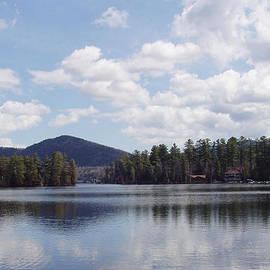Lake Placid by John Telfer