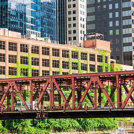 Semmick Photo - Lake Street Bridge Chicago