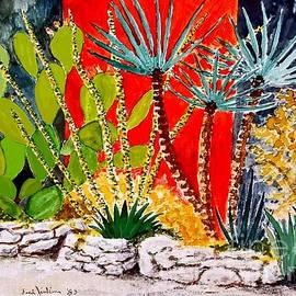 Fred Jinkins - Lake Travis Cactus Garden