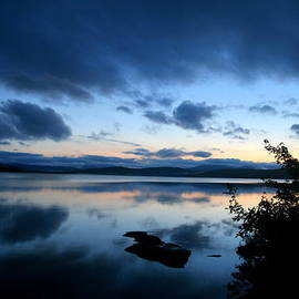 Neal Eslinger - Lake Umbagog Sunset Blues No. 2
