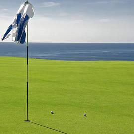 Sheldon Kralstein - Lanai Hawaii Golf Landscape
