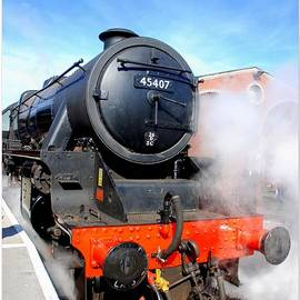 Lancashire Fusilier 45407 by The Creative Minds Art and Photography