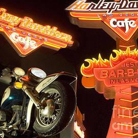 Las Vegas Neon 6 by Bob Christopher