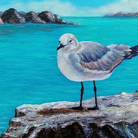 Susan DeLain - Last Gull Standing
