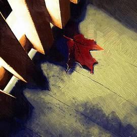 Last Leaf by RC DeWinter