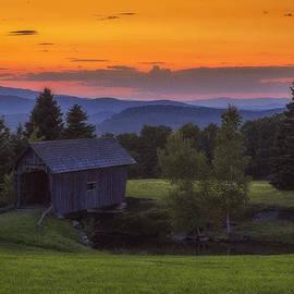 John Vose - Late Summer Sunset