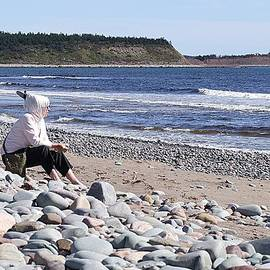 George Cousins - Lawrencetown Beach Afternoon
