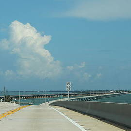 Christiane Schulze Art And Photography - Leaving Key West On All American Road