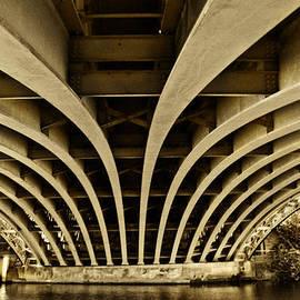 Clive Beake - Leeds bridge
