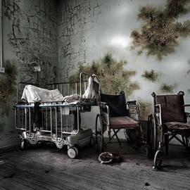 Left Behind by Marzena Grabczynska Lorenc