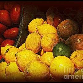 Miriam Danar - Lemons Lime Tomatoes
