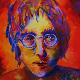 Lennon #2 by David Keenan
