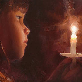 Let Your Light Shine 1 by K Whitworth