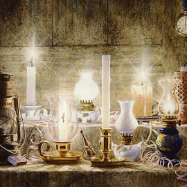 Let Your Light Shine by Graham Braddock