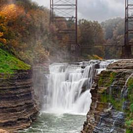 Peter Chilelli - Letchworth Upper Falls 2