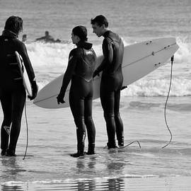 Let's Surf  by Cynthia Guinn