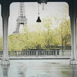 Letters From Autumn in Paris by Lisa Parrish