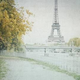 Letters From Cygnes - Paris by Lisa Parrish