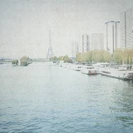 Letters From Les Barges - Paris by Lisa Parrish