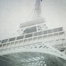 Letters From The Eiffel - Paris by Lisa Parrish