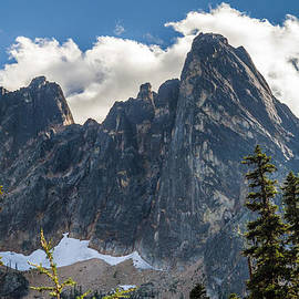 Liberty Bell Mountain In North Cascades National Park by Pierre Leclerc Photography