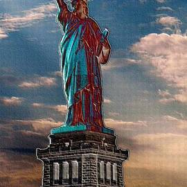 Liberty For All by Luther Fine Art