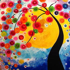Mariana Stauffer - Life tree