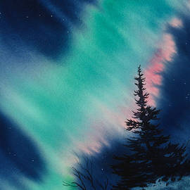 Light in the Dark of Night by Teresa Ascone