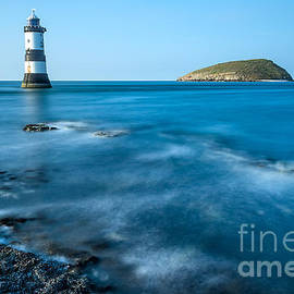 Adrian Evans - Lighthouse at Penmon Point