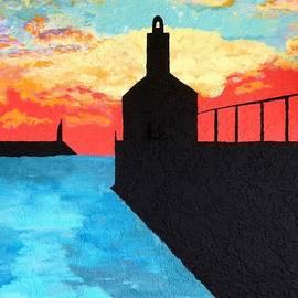 Melissa Darnell Glowacki - Lighthouse