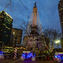Lights and Carriage Rides