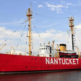 Dan Myers - Lightship Nantucket