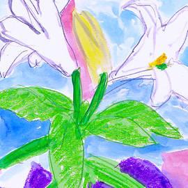 Lilies by Samuel Zylstra