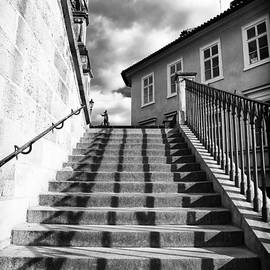 John Rizzuto - Lines on the Stairs