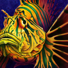 LionFish by Scott Spillman