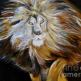 Lion of Judah by Amanda Dinan