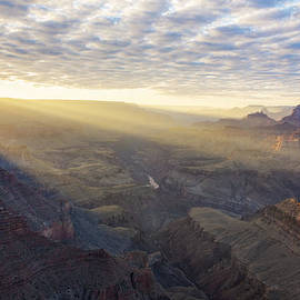Brian Harig - Lipon Point Sunset - Grand Canyon National Park - Arizona