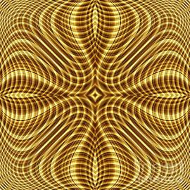 Liquid Gold 4 by Wendy Wilton