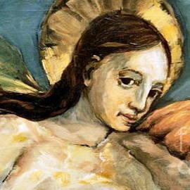 Carrie Joy Byrnes - Listening Angel
