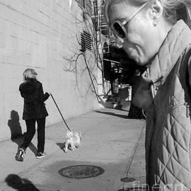 Miriam Danar - Little and Big - Walking the Dog
