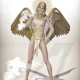 Quim Abella - Angel court of thrones
