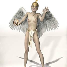 Quim Abella - Little Angel Masked