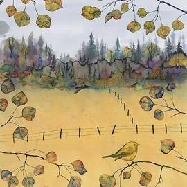 Carolyn Doe - Little Bird and Fence