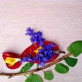 Chandana Arts - Little birdie says..