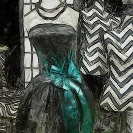 Little Black Dress by Kelly Schutz