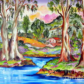 Roberto Gagliardi - Little Farm In The Outback By The Water Pond
