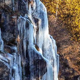 Eti Reid - Little frozen waterfall