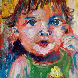 Niceliz Howard - Little Girl