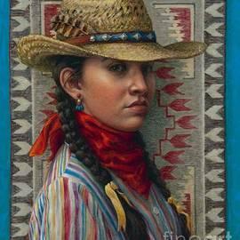 Jane Bucci - Little Rising Hawk